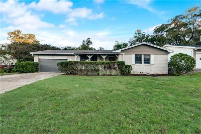 Fort Worth Single Family Home For Sale: 3412 Cordone Street