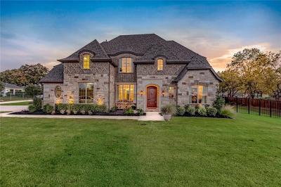 Keller Single Family Home For Sale: 616 Mount Gilead Road
