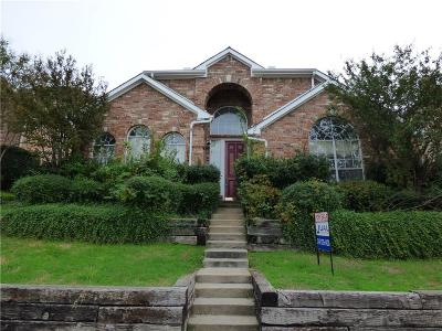 Carrollton Single Family Home Active Option Contract: 1804 Dew Valley Drive
