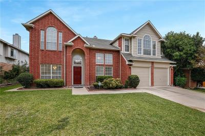 Fort Worth Single Family Home For Sale: 3505 Permian Lane