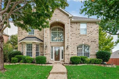 Lewisville Single Family Home For Sale: 2737 Vista Bluff Boulevard