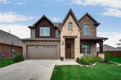 Garland Single Family Home For Sale: 1601 Montage Drive