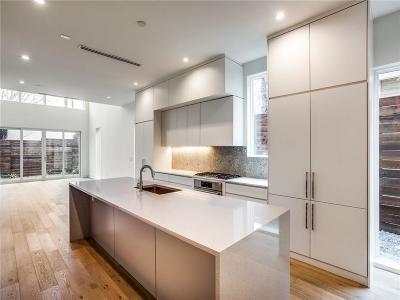 Half Duplex For Sale: 4519 Rusk Avenue