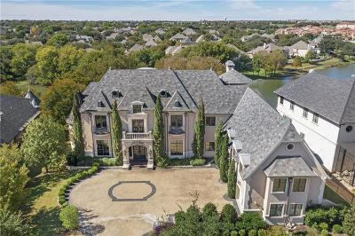 Mckinney Single Family Home Active Option Contract: 404 Kings Lake Drive