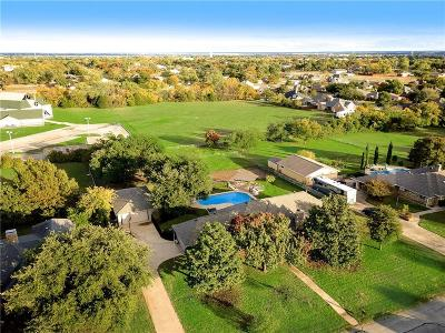 Sachse Single Family Home Active Option Contract: 6502 Hilltop Trail