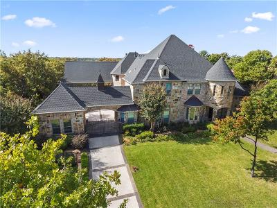 Flower Mound Single Family Home For Sale: 5505 Lighthouse Drive