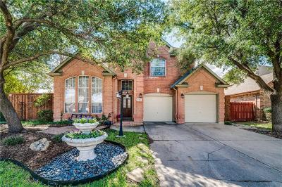 Haltom City Single Family Home Active Contingent: 4516 Creekside Drive