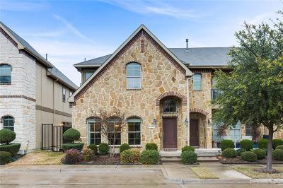 McKinney Townhouse For Sale: 8708 Papa Trail