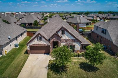 Waxahachie Single Family Home Active Option Contract: 543 Santa Fe Trail