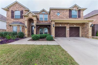 Grand Prairie Single Family Home For Sale: 2623 Excalibur Drive