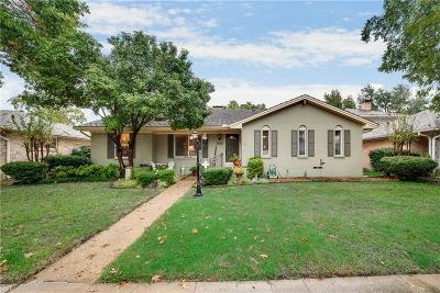 Garland Single Family Home For Sale: 1713 Charleston Drive