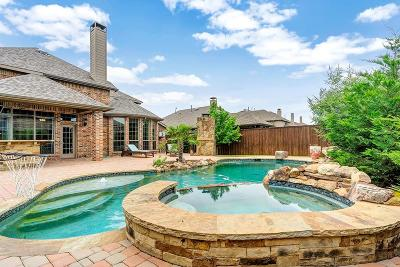 Prosper Single Family Home For Sale: 900 Fox Ridge Trail