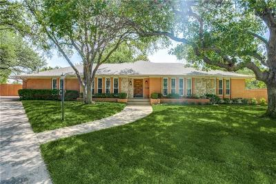 Dallas County Single Family Home For Sale: 10812 Royal Park Drive