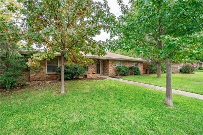 Allen Single Family Home Active Contingent: 611 Lake Ridge Drive