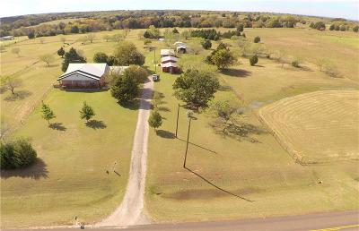 Angus, Barry, Blooming Grove, Chatfield, Corsicana, Dawson, Emhouse, Eureka, Frost, Hubbard, Kerens, Mildred, Navarro, No City, Powell, Purdon, Rice, Richland, Streetman, Wortham Farm & Ranch For Sale: 22448 N Fm 709