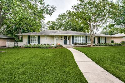Single Family Home For Sale: 5966 Willow Lane