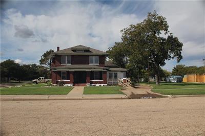 Abilene Single Family Home For Sale: 802 Orange Street