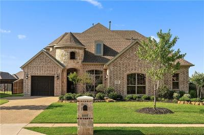Prosper Single Family Home For Sale: 1181 Circle J Trail