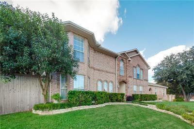 Garland Single Family Home For Sale: 2245 Country Dell Drive