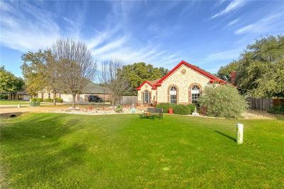 Granbury Single Family Home For Sale: 3209 Golden Oaks Circle
