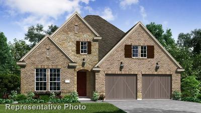 The Colony Single Family Home For Sale: 7712 Windsor