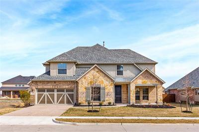 Wylie Single Family Home For Sale: 3008 Indigo