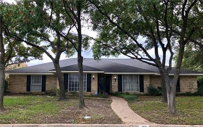 Arlington Single Family Home Active Option Contract: 2816 Augusta Lane