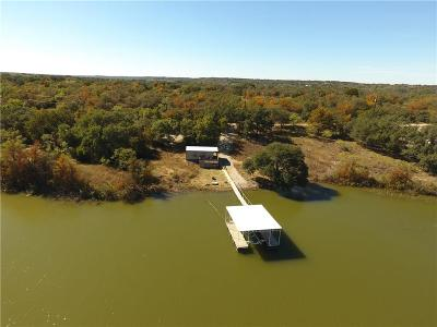 Brownwood, May, Lake Brownwood Single Family Home For Sale: 211 County Road 600
