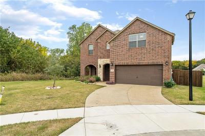 Lewisville Single Family Home For Sale: 140 Chelsea Court