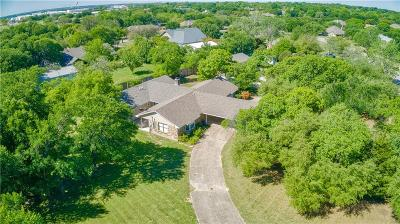 Weatherford Single Family Home For Sale: 3306 Stage Coach Trail