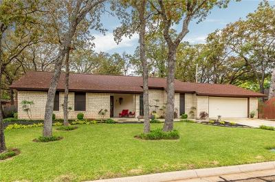 Arlington Single Family Home For Sale: 5006 Churchill Court