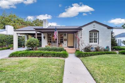 Single Family Home For Sale: 6424 Rosemont Avenue