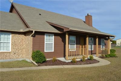 Royse City Single Family Home Active Option Contract: 4943 J R Court