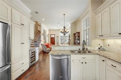 Coppell Townhouse For Sale: 718 Warwick Lane