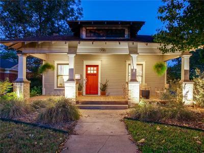 Oak Cliff Add, Oak Cliff Annex, Oak Cliff Gardens, Oak Cliff Orginal, Oak Cliff Original, Oak Cliff Original Town Of Single Family Home For Sale: 700 N Montclair Avenue