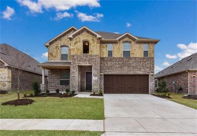 McKinney Single Family Home For Sale: 5625 Barrique Boulevard
