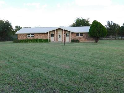 Young County Single Family Home For Sale: 584 16 N