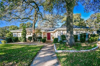 North Richland Hills Single Family Home For Sale: 7201 Timberidge Drive