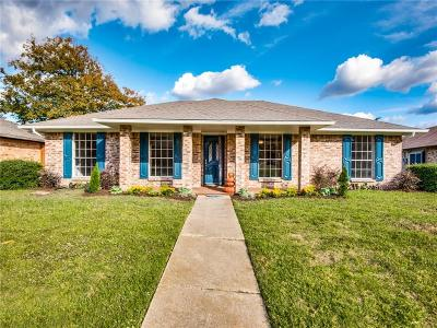Single Family Home Active Option Contract: 3714 Woodside Road