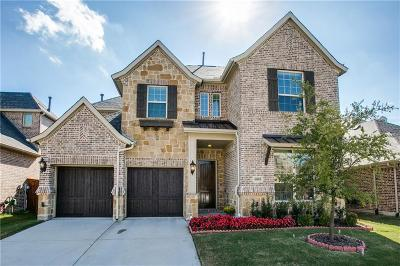 McKinney Single Family Home For Sale: 6805 Badlands Drive