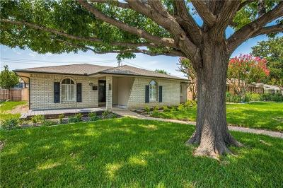 Single Family Home For Sale: 9911 Dale Crest Drive