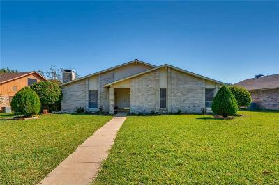 Richardson Single Family Home For Sale: 2126 Wheaton Drive