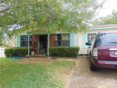 Dallas Single Family Home For Sale: 1644 Solitude Drive