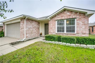 Forney Single Family Home Active Option Contract: 1506 Warrington Way