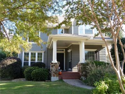 Single Family Home For Sale: 812 Mayberry Drive