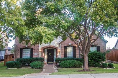 Frisco Single Family Home For Sale: 7680 Red Clover Drive