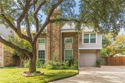 Irving Single Family Home For Sale: 800 Silverstone Lane