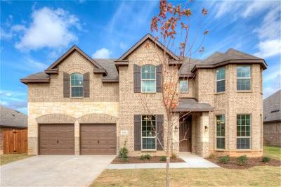 Burleson Single Family Home For Sale: 1538 Grassy Meadows Drive