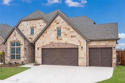 Fort Worth TX Single Family Home For Sale: $395,000