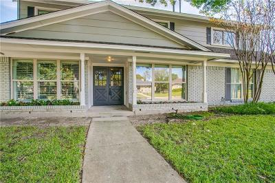 Richardson Single Family Home For Sale: 311 Ridgewood Drive